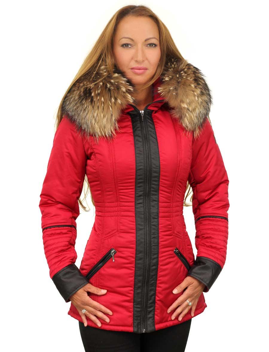 rode-dames-winterjas-met-bontkraag-halflang-model-versano-sandy