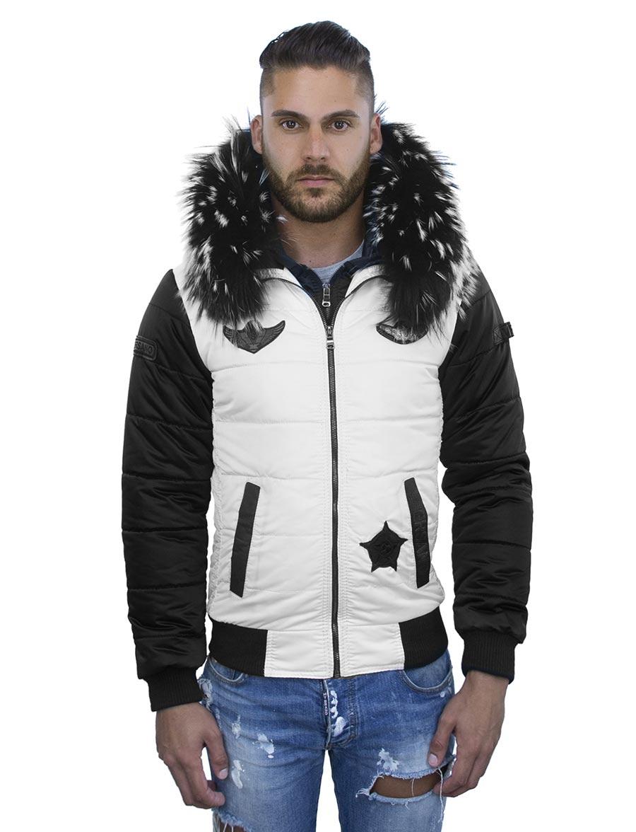 heren-winter-pitotenjack-wit-zwart-cobra-versano